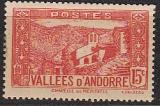 frz. Andorra Mi.-Nr. 29 **