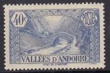 frz. Andorra Mi.-Nr. 33 **