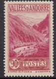 frz. Andorra Mi.-Nr. 39 **