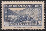 frz. Andorra Mi.-Nr. 41 **