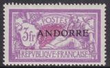 frz. Andorra Mi.-Nr. 20 *