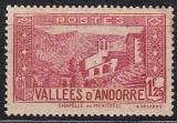 frz. Andorra Mi.-Nr. 40 *