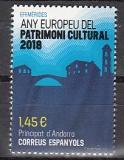 sp. Andorra Mi.-Nr. 470 **