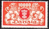 Danzig Mi.-Nr. 147 F **