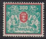 Danzig Mi.-Nr. 130 II **