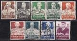 Deutsches Reich Mi.-Nr. 556/64 oo