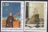 Vatikan Mi.-Nr. 1937/38 **