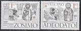 Vatikan Mi.-Nr. 1947/48 **