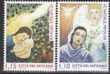 Vatikan Mi.-Nr. 1949/50 **