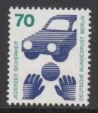 Berlin Mi.-Nr. 453 R d **