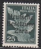Deutsche Besetzung Zara Mi.-Nr. 23 **