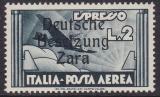 Deutsche Besetzung Zara Mi.-Nr. 28 * gepr.