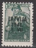 Dt. Bes. - Lettland Mi.-Nr. 3 *