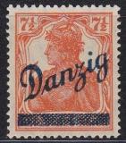 Danzig Mi.-Nr. 35 ** gepr. BPP