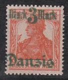 Danzig Mi.-Nr. 44 II **