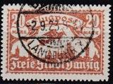 Danzig Mi.-Nr. 118 oo gepr.
