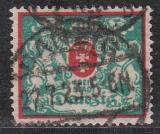 Danzig Mi.-Nr. 130 oo gepr.