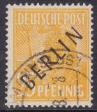 Berlin Mi.-Nr. 10 oo gepr. BPP