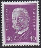 Deutsches Reich Mi.-Nr. 418 ** Rand