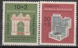 Bund Mi.-Nr. 171/72 ** gepr. BPP
