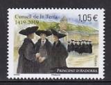 Andorra frz. Consell de la Terra **