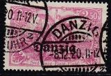 Danzig Mi.-Nr. 12 b oo gepr.