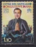 Vatikan - 2019 Don Giuseppe Diana **