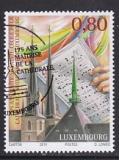 L - 175 Ans Maitrise Sainte - Cecile De La Cathedrale Notre Dame de Luxembourg oo