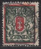 Danzig Mi.-Nr. 128 Y oo gepr.