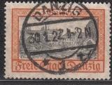 Danzig Mi.-Nr. 212 b oo