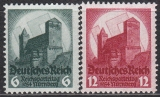 Deutsches Reich Mi.-Nr. 546/47 ** gepr. BPP