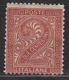 Italien Mi.-Nr. 24 **