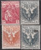 Italien Mi.-Nr. 120/23 **
