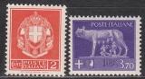 Italien Mi.-Nr. 358/59 **