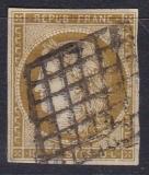 ALT - Frankreich Mi.-Nr. 1 a oo gepr.