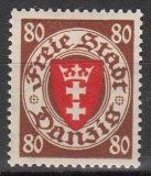 Danzig Mi.-Nr. 250 **