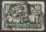 Danzig Mi.-Nr. 71 X oo gepr.