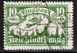 Danzig Mi.-Nr. 117 oo gepr.