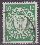 Danzig Mi.-Nr. 194 xb oo gepr.