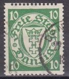 Danzig Mi.-Nr. 194 Dx oo gepr.