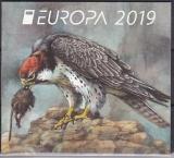 CEPT - Bulgarien MH 2019 **