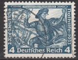 Deutsches Reich Mi.-Nr. 500 A oo