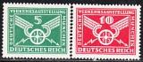 Deutsches Reich Mi.-Nr. 370/71 *