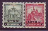 Deutsches Reich Mi.-Nr. 463/64 *