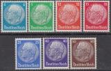 Deutsches Reich Mi.-Nr. 467/73 *