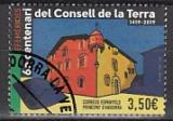 sp. Andorra Mi.-Nr. 477 oo