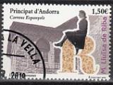 sp. Andorra Mi.-Nr. 478 oo