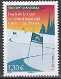 Andorra frz. Mi.-Nr. 848 **