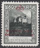 Liechtenstein Dienst Mi.-Nr. 8 A **