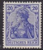 Deutsches Reich Mi.-Nr. 87 I a ** gepr. BPP